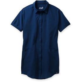 Smartwool Merino Sport Kort kjole Damer, blå
